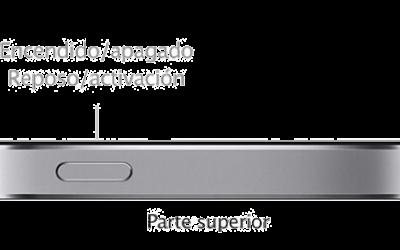 Boton reposo iPhone 5
