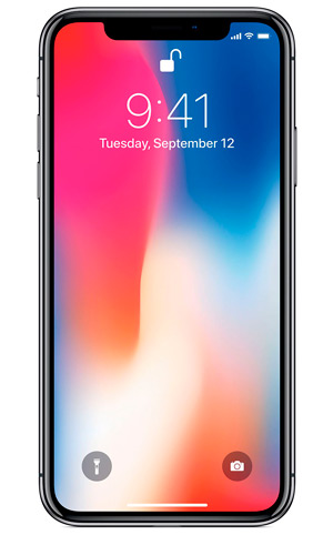 Apple iPhoneX 1